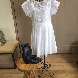 Lovely white Madewell dress